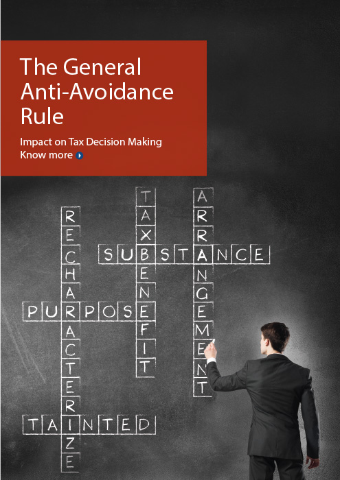 GAAR General Anti Avoidance Rule
